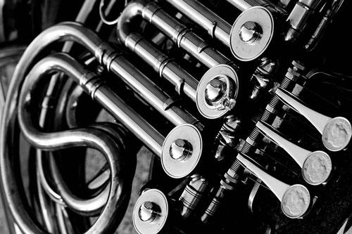 University of Akron School of Music Horn, Studio Audition information.