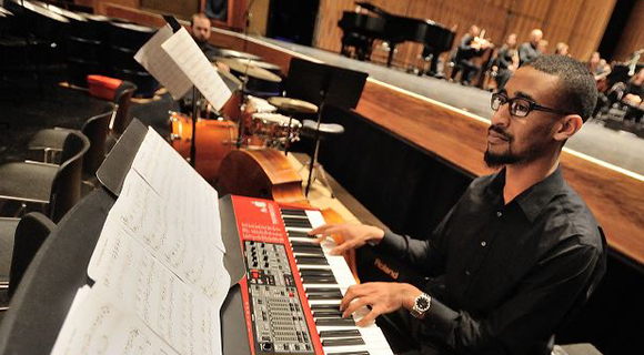 Jazz Studies | Mason Gross School of the Arts