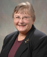 Marlene Huff, director of the School of Nursing at The University of Akron